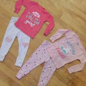 Carter's 18 month pj bundle